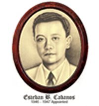 Esteban Cabaños 1946-1947 Appointed