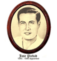 Joe Piedad 1945-1946 Appointed